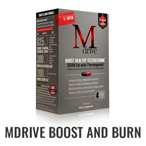Mdrive Boost and Burn - Mdrive