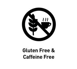 Mdrive Gluten Free and Caffeine Free
