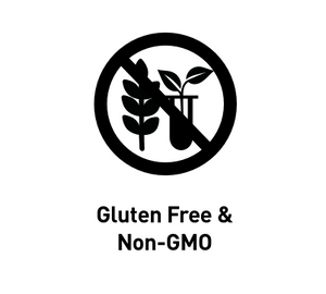Mdrive Gluten Free and Non-GMO
