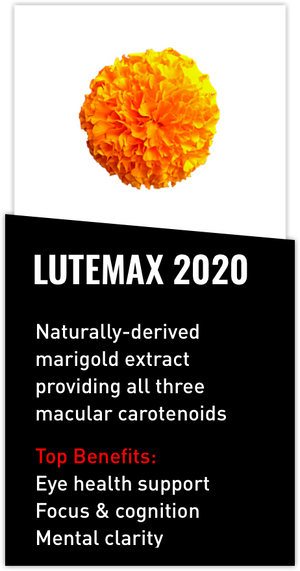 Mdrive ingredient Lutemax 2020
