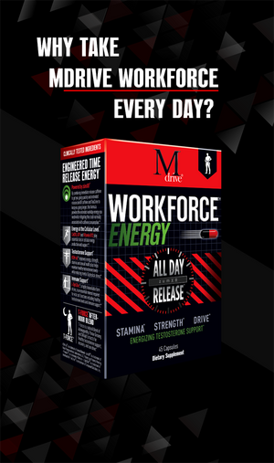 Why take Mdrive Workforce every day?