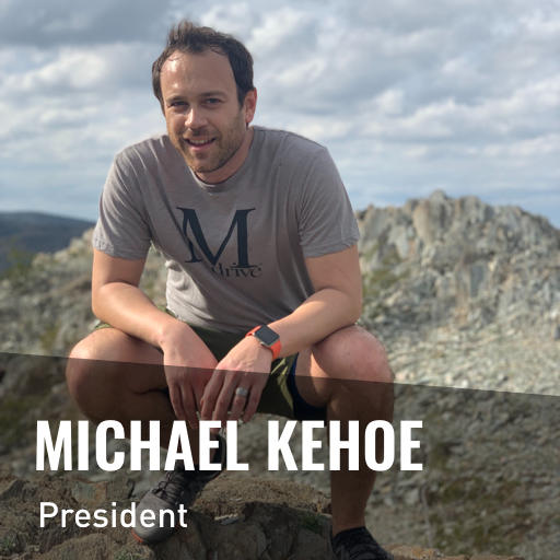 Michael Kehoe - Mdrive President