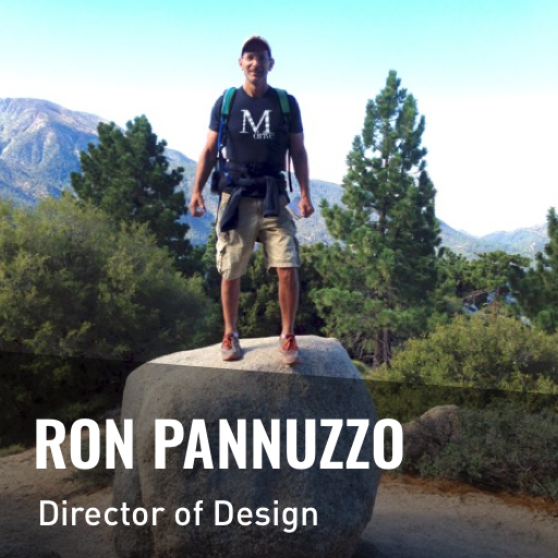 Ron Pannuzzo - Mdrive Director of Design