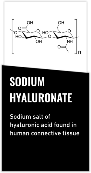 Mdrive ingredient Sodium Hyaluronate