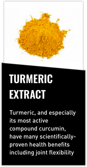Mdrive ingredient Turmeric Extract
