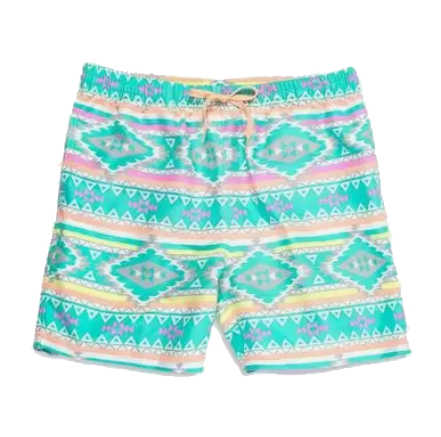 Chubbies En Fuego Swim Trunks