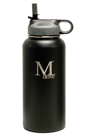 Mdrive Hydration Flask Front