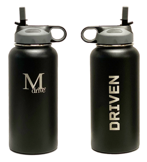 Mdrive Hydration Flask Sides