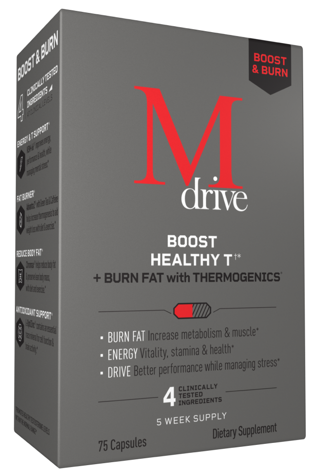 Mdrive Boost and Burn