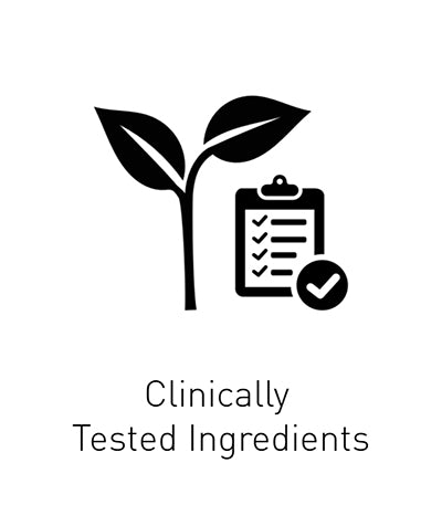Clinically Tested Ingredients