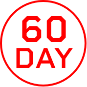 Mdrive has a 60 Day Satisfaction Guarantee
