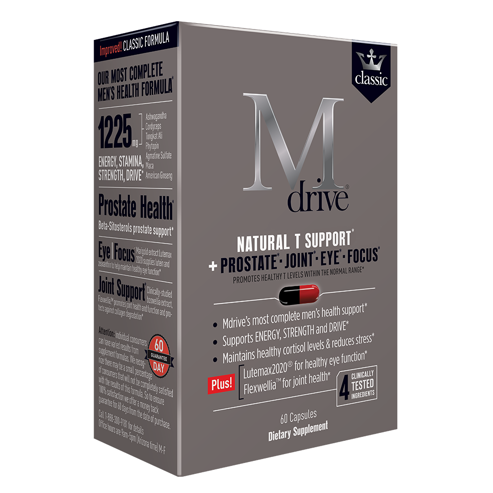 mdrive natural t support box