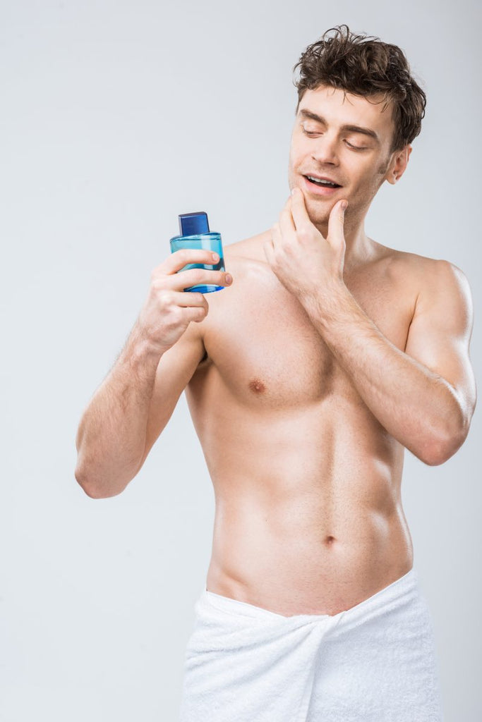 MEN'S GUIDE: HOW TO MAKE THE SCENT OF YOUR COLOGNE LAST LONGER