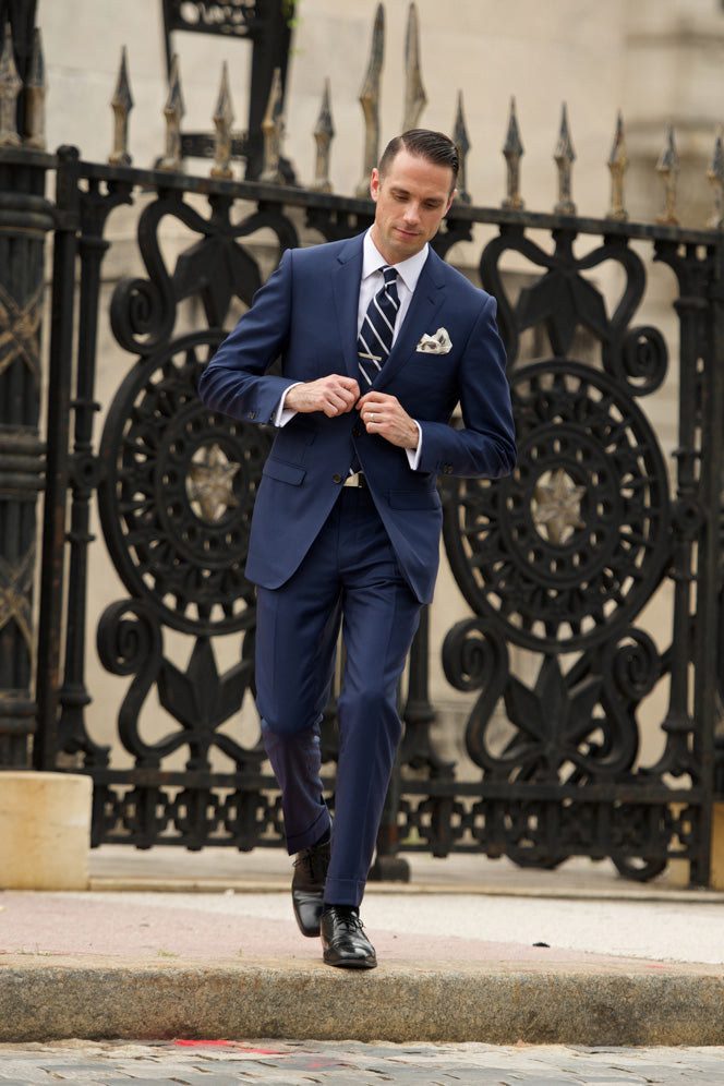 How to Dress for a Summer Wedding: City Edition