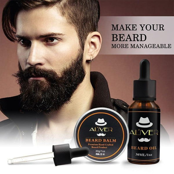 30ml/30g Men Beard Oil