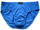 4pcs/lot Random color cheapest 100% Cotton Mens Briefs