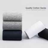 10 Pairs / Lot Black Business Men Socks