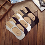 10 pieces = 5 pairs Cotton socks