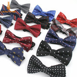 Bowtie - Men's Fashion Business Wedding Bow Tie - NewVision