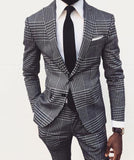 British Style Wedding suits(jacket+pant)
