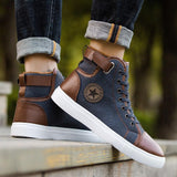 Canvas Shoes High Top Sneakers