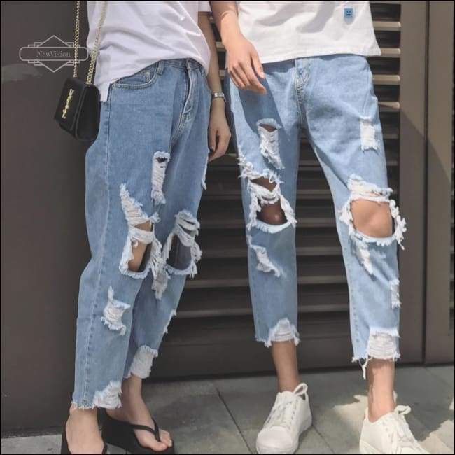 Casual Jeans (Skinny Jeans) - NewVision