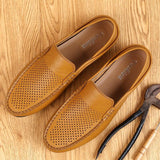 Casual men loafers shoes