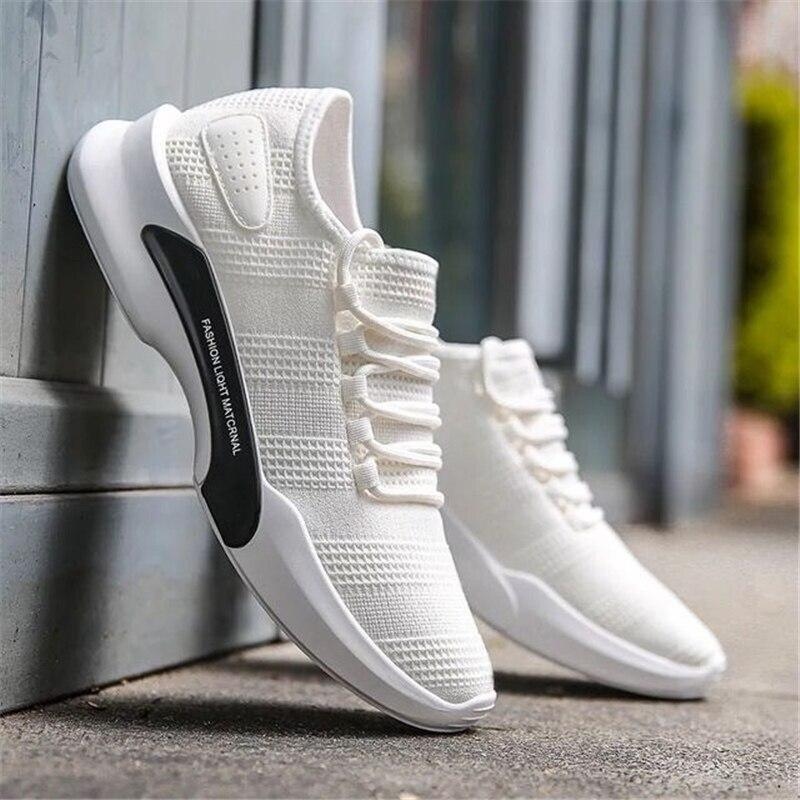 Casual Shoes Breathable Male Shoes