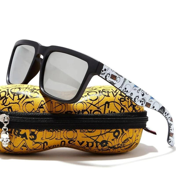 Eye-catching Function Sunglasses - NewVision
