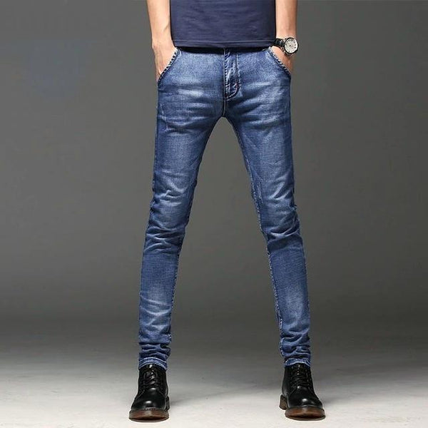 High Quality Casual Slim Jeans - NewVision