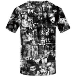 Hip Hop Tee 3d T-shirt
