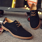 Leather Casual Shoes - NewVision