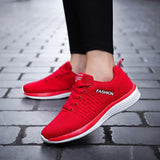 Lightweight Sneakers - NewVision