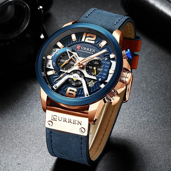 Luxury Chronograph Men Watches