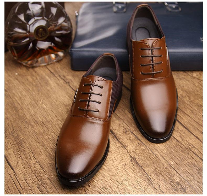 Luxury Men Shoes - England Trend - NewVision