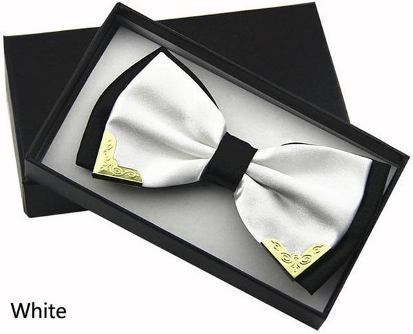 Luxury Metal Bow Ties for Men - NewVision