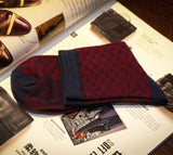 Men Business Socks 5Pairs/lot