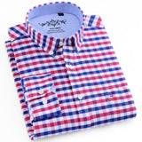 Men's Casual Regular-fit Oxford Shirts