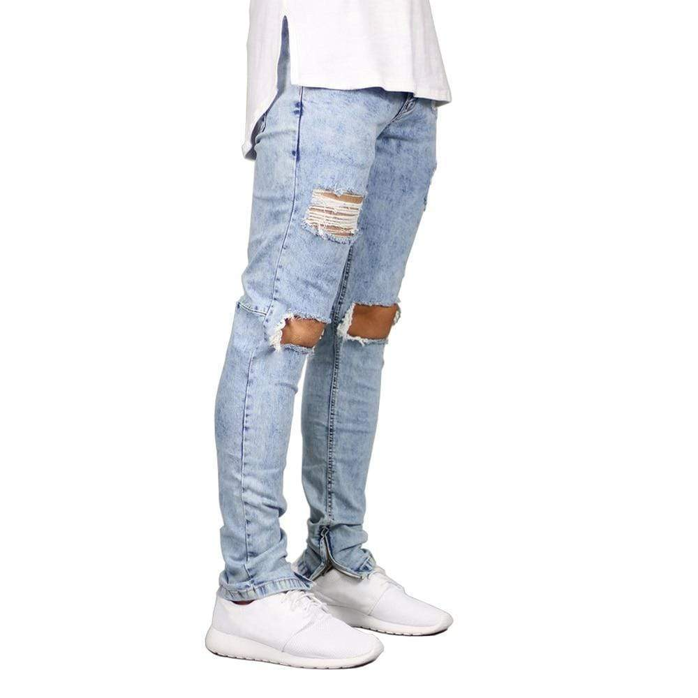 Men's Jeans -Stretch