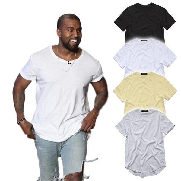 Men's T-Shirt Kanye West Extended T-Shirt