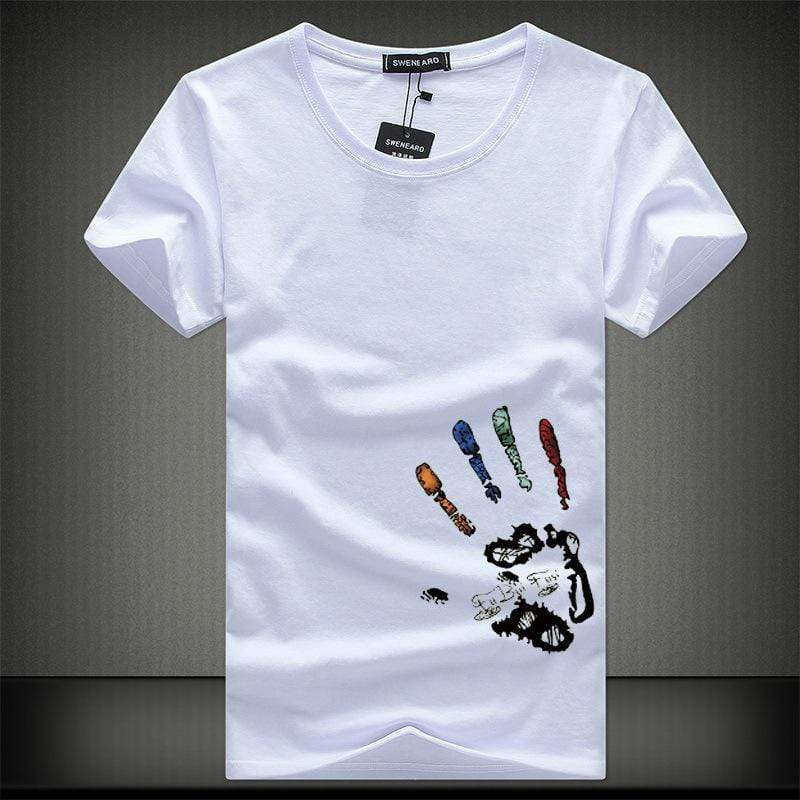 O-Neck Short Sleeve T Shirt