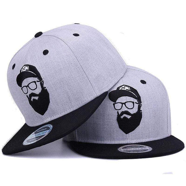Original Grey Cool Hip Hop Cap (GREY)