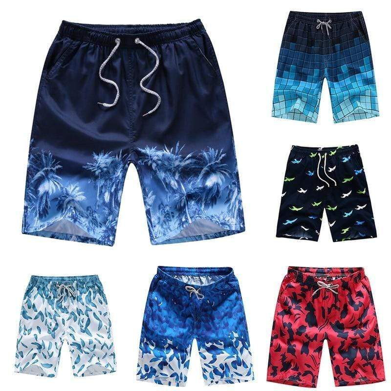 Printed Beach Short
