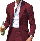 Blazer suits for wedding (jacket +Pants)