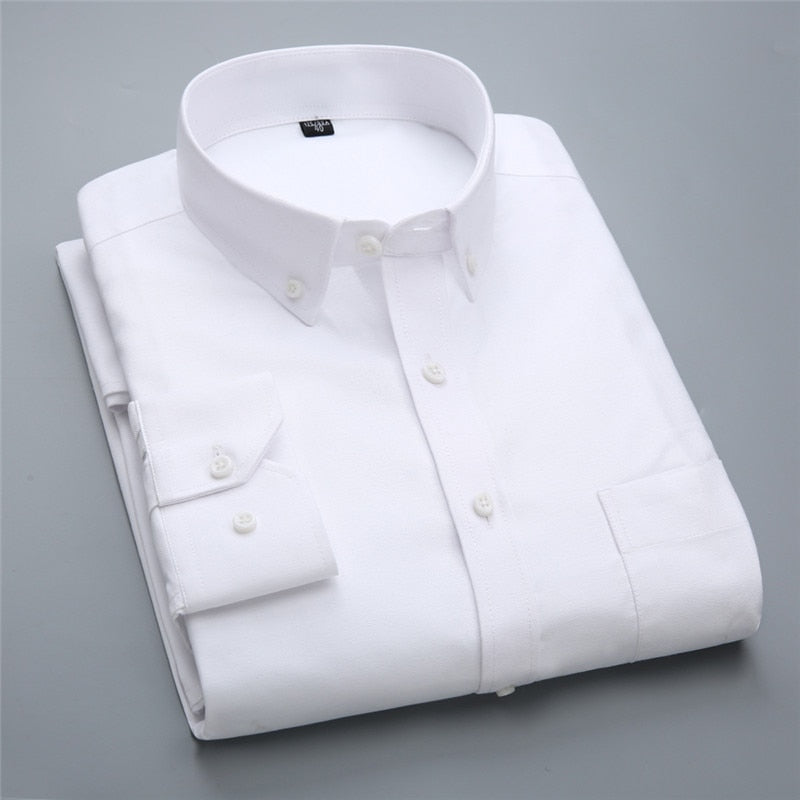 Long sleeve slim fit shirts