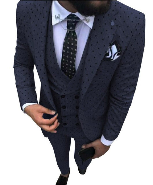 3 Pieces Casual suits