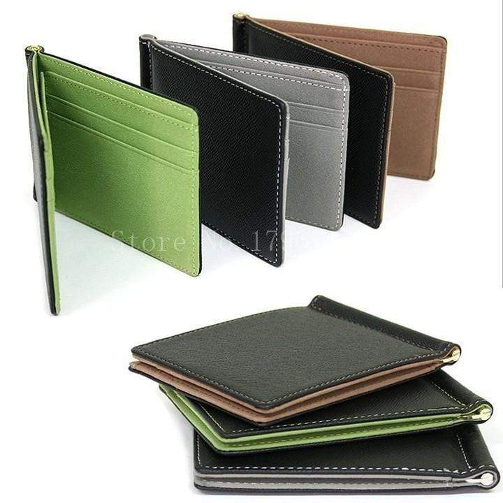 Short Skin Wallets