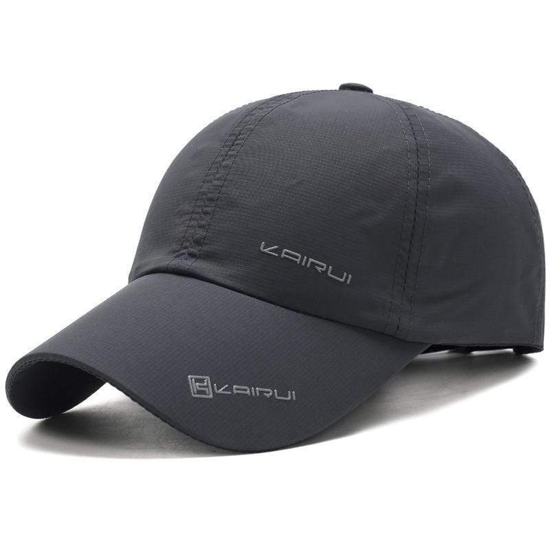 Solid Summer Branded Baseball Cap