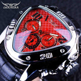 Sport Racing Design Geometric Watches