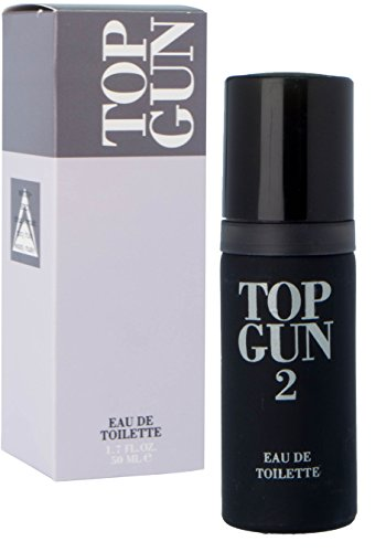 Milton Lloyd Mens Top Gun 2 Eau de Toilette 50 ml - IF YOU LIKE BOSS BOTTLED TRY THIS